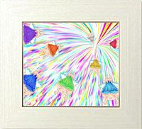 光の素と7色虹天使