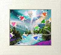 虹天使が織り成す宇宙源