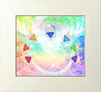 虹天使からの希望の種